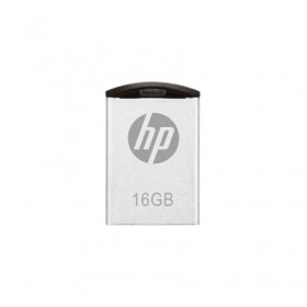 PNY HP v222w 16GB 16GB USB 2.0 Capacity Nero, Argento unita flash USB