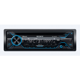 Sony MEX-N4200BT 55W Bluetooth Nero autoradio