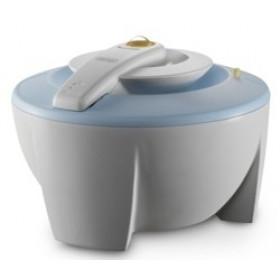 DeLonghi VH 300 umidificatore 4,5 L 400 W Blu, Bianco