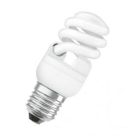 Osram Dulux lampada fluorescente 12 W E14 Bianco caldo A
