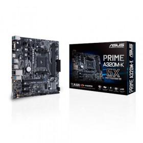 ASUS MB PRIME A320M-K Presa AM4 micro ATX AMD A320