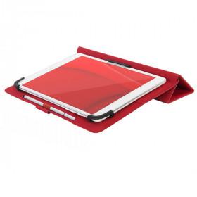 """Tucano TAB-FAP10-R custodia per tablet 25,4 cm (10"""") Custodia a libro Rosso"""