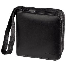 Hama Wallet 12 SD Ecopelle Nero custodia per scheda di memoria