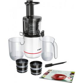 Bosch MESM500W spremiagrumi Estrattore di succo Nero, Bianco 150 W