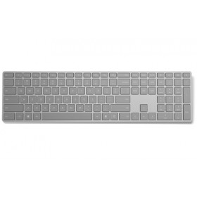 Microsoft WS2-00010 tastiera Bluetooth QWERTY Italiano Grigio