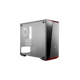 Cooler Master MasterBox Lite 3.1 Mini Tower Nero, Rosso, Bianco