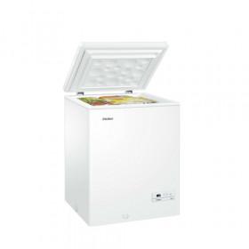 Haier HCE105S Libera installazione A pozzo 102L A++ Bianco congelatore