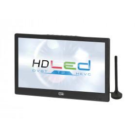 """Trevi LTV 2010 HE TV portatile 25,6 cm (10.1"""") LED 1024 x 600 Pixel Nero"""
