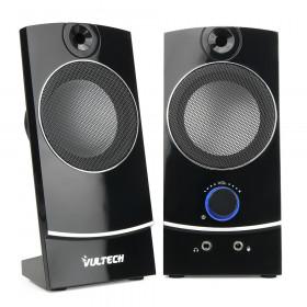 Vultech SP-330 altoparlante 3 W Nero