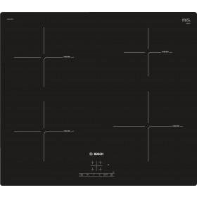 Bosch Serie 4 PUE611BB1E piano cottura Nero Incasso Piano cottura a induzione Zoneless