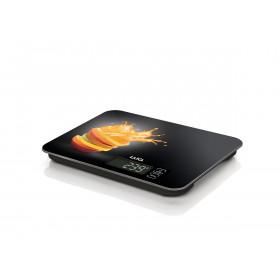 Laica KS5015 bilancia da cucina Bilancia da cucina elettronica Giallo Da tavolo Rettangolo