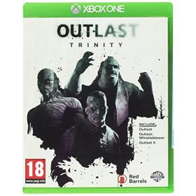 Warner Bros Outlast Trinity, Xbox One Basic Xbox One Inglese videogioco