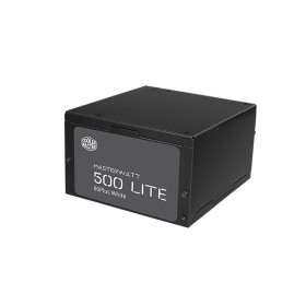 Cooler Master MasterWatt Lite 500W ATX Nero alimentatore per computer