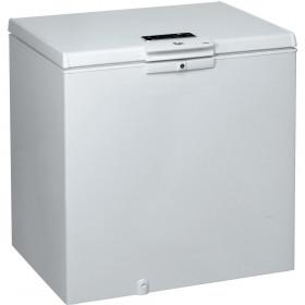 Whirlpool WHE2535 FO Libera installazione A pozzo 251L A+ Bianco