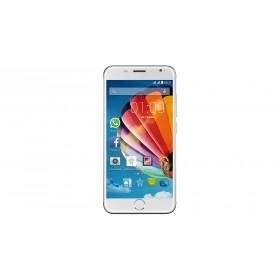 "Mediacom PhonePad X532L 12,7 cm (5"") 1 GB 16 GB Doppia SIM Argento, Bianco 2500 mAh"