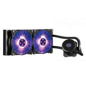 Cooler Master MasterLiquid ML240L RGB raffredamento dell'acqua e freon Processore