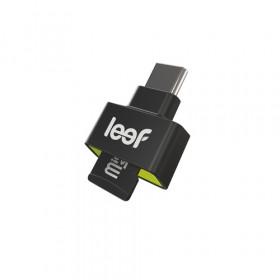 Leef LACC00KK000A1 lettore di schede Interno Nero USB 3.0 (3.1 Gen 1) Type-C