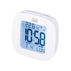 Trevi 0SL386001 Digital alarm clock Bianco sveglia