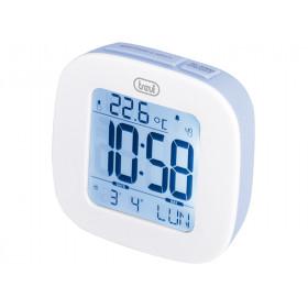Trevi 0SL386004 sveglia Digital alarm clock Blu