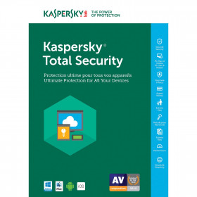 Kaspersky Lab Total Security Multi-Device 2018 2utente(i) 1anno/i ITA