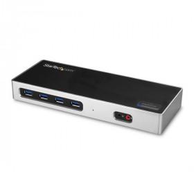 StarTech.com Docking Station USB-C per portatili - Dual DP o HDMI e DP 60Hz - USB-C / USB3.0
