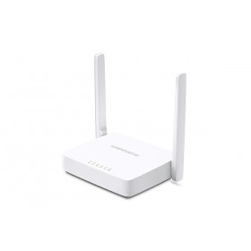 Mercusys MW305R router wireless Banda singola (2.4 GHz) Fast Ethernet Bianco
