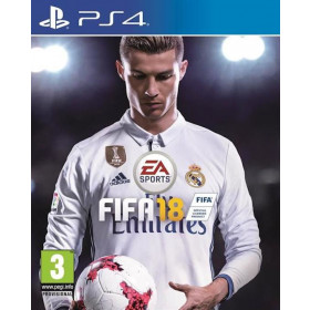 Electronic Arts FIFA 18, PS4 Basic PlayStation 4 Inglese videogioco