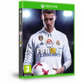 Electronic Arts FIFA 18, Xbox One Basic Xbox One Inglese videogioco