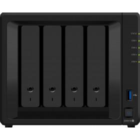 Synology DiskStation DS918+ server NAS e di archiviazione J3455 Collegamento ethernet LAN Desktop Nero
