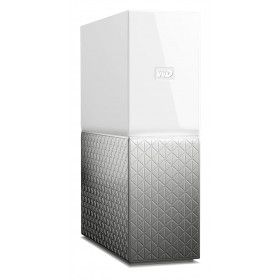 Western Digital My Cloud Home dispositivo di archiviazione cloud personale 3 TB Collegamento ethernet LAN Grigio