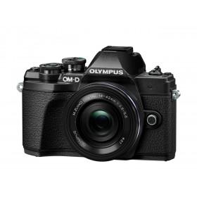 "Olympus OM-D E-M10 Mark III Corpo MILC 16.1MP 4/3"" Live MOS 4608 x 3456Pixel Nero"