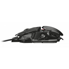 Trust GXT 138 X-RAY mouse USB Ottico 4000 DPI Mano destra