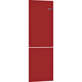 Bosch KSZ1BVR00 accessorio e componente per frigorifero Porta anteriore Rosso