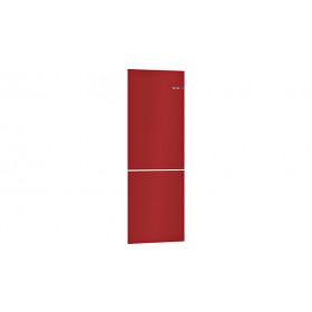 Bosch KSZ1AVR00 accessorio e componente per frigorifero Porta anteriore Rosso