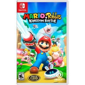 Ubisoft Mario + Rabbids Kingdom Battle Basic Nintendo Switch Inglese videogioco