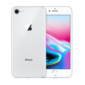 "Apple iPhone 8 11,9 cm (4.7"") 128 GB SIM singola 4G Argento iOS 13"