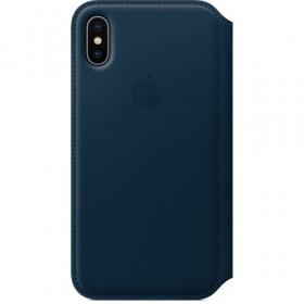 """Apple MQRW2ZM/A custodia per cellulare 14,7 cm (5.8"""") Cover Blu"""