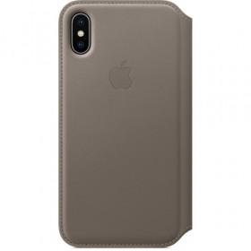 """Apple MQRY2ZM/A custodia per cellulare 14,7 cm (5.8"""") Cover Grigio talpa"""