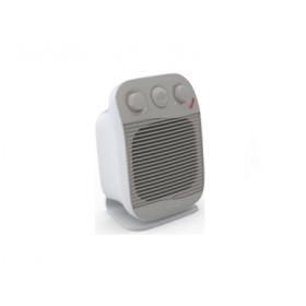DeLonghi HFS50D22 Interno Bianco 2200W Stufetta con elettroventola stufetta elettrica
