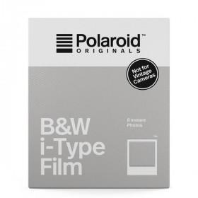 Polaroid B&W i-Type Film 8pezzo(i) 88 x 107mm pellicola per istantanee