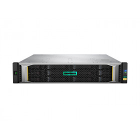 Hewlett Packard Enterprise MSA 2052 array di dischi Armadio (2U) Nero