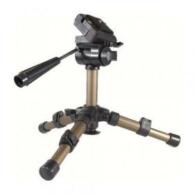 Reporter 01197 Fotocamere digitali/film 3gamba/gambe Nero, Bronzo treppiede