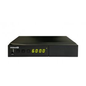 Digiquest 8500 CI HD decodificatore 1 sintonizzatore/sintonizzatori Nero Cablato