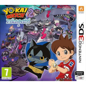 Nintendo Yo-kai Watch 2: Psicospettri, 3DS