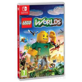 Warner Bros LEGO Worlds, Nintendo Switch Basic Nintendo Switch Inglese, ITA videogioco