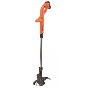 Black & Decker ST182320 tagliabordo e decespugliatore Nero, Arancione Batteria