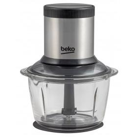 Beko CHG7402X tritaverdure elettrico 1 L Nero, Acciaio inossidabile, Trasparente 400 W