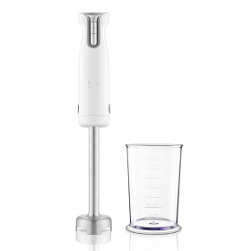 Beko HBS6700W Frullatore ad immersione 0.7L 700W Acciaio inossidabile, Bianco frullatore