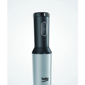 Beko HBS7750X frullatore 1 L Frullatore ad immersione Nero, Acciaio inossidabile 750 W
