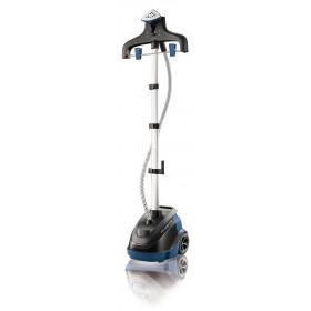 Rowenta Master 360° Vapore verticale per indumento 2,5 L Nero, Blu 1500 W